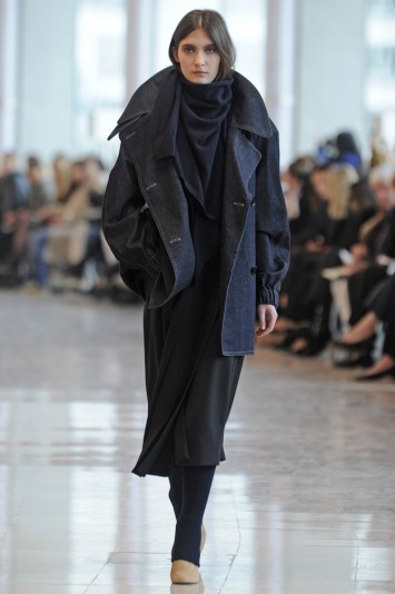 Christophe Lemaire RTW Fall 2014