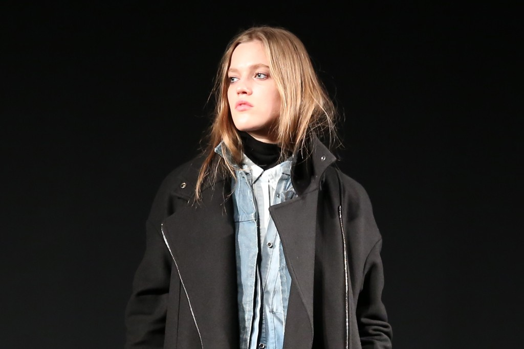 Calvin Klein Jeans RTW Fall 2014