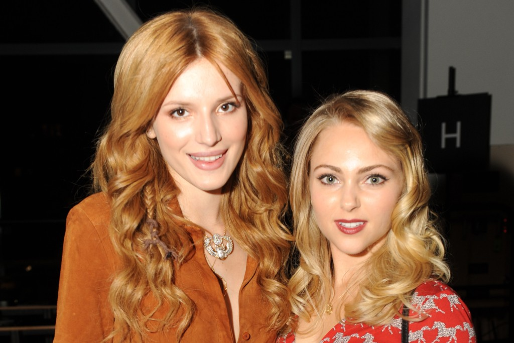 Bella Thorne and AnnaSophia Robb