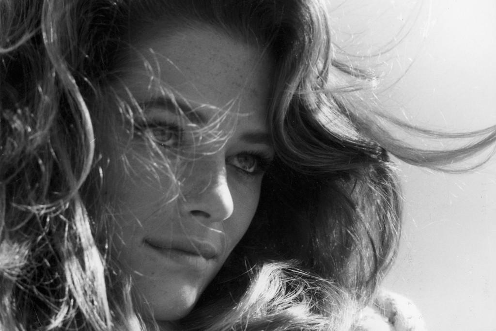 Charlotte Rampling, circa 1969.