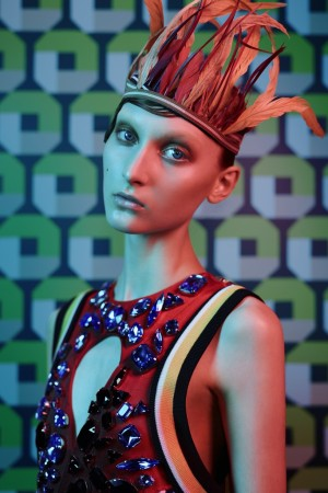 """Prada's women's boutique for """"The Iconoclasts"""" project will reproduce a Twenties club."""