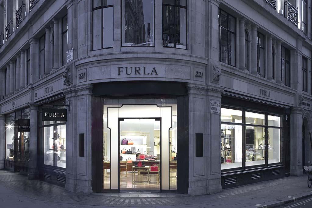 Furla's London Regent Street store.