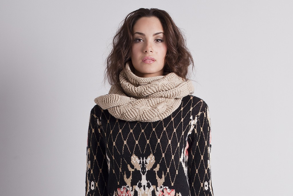 A Fall 2014 look from Lavaland.