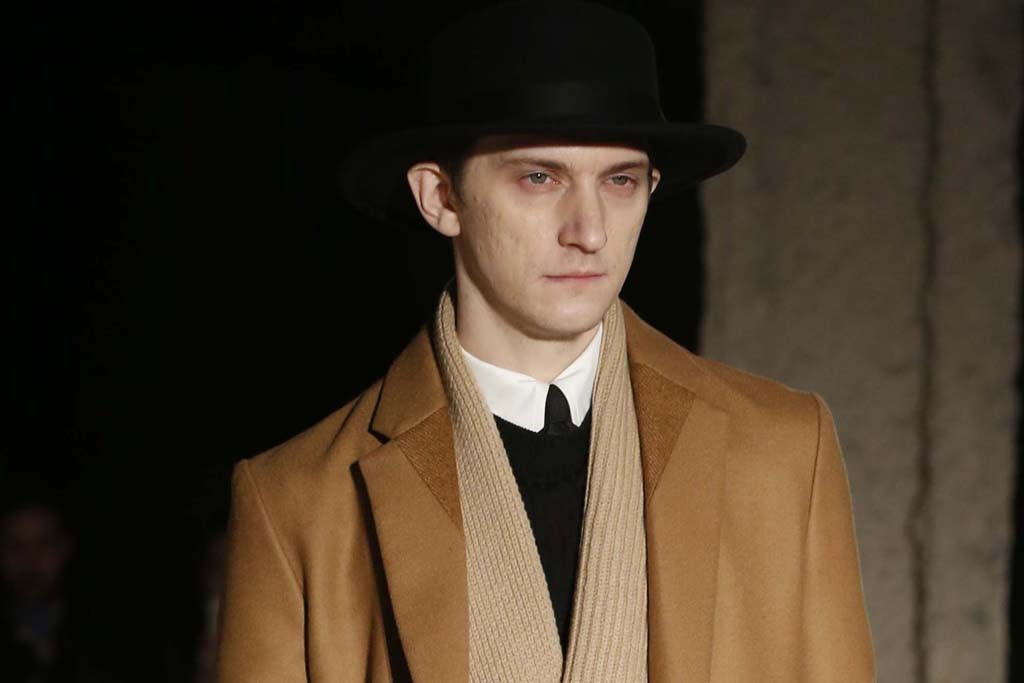 N. Hoolywood Men's RTW Fall 2014