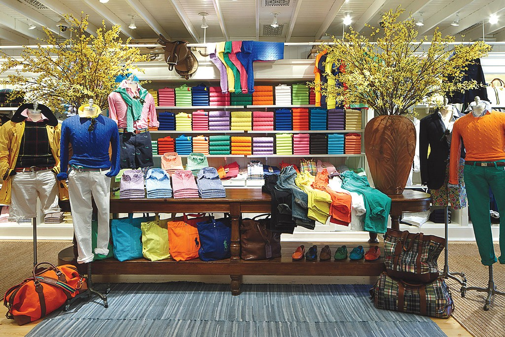 Ralph Lauren plans to roll out its Polo concept stores in China.