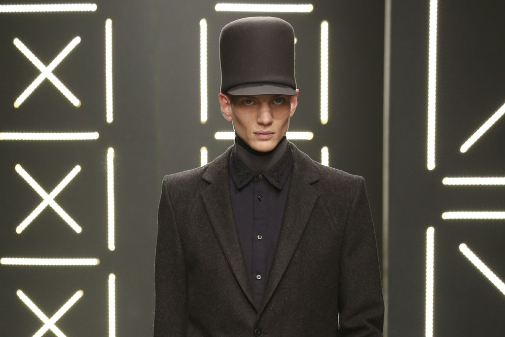 Robert Geller Men's RTW Fall 2014