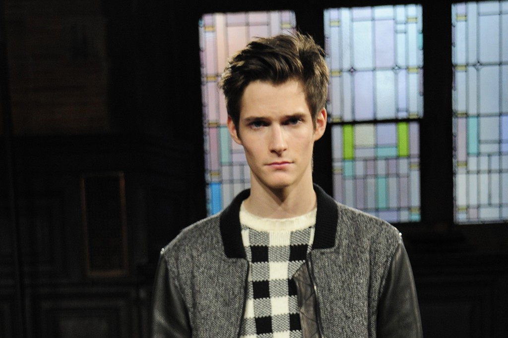 Timo Weiland Men's RTW Fall 2014