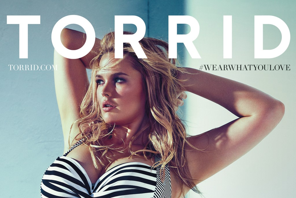 Georgina Burke for Torrid.