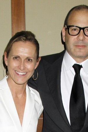 Valerie Hermann and Reed Krakoff