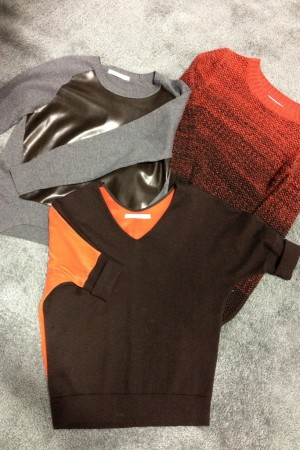 At ENK Vegas, Bailey44 unveiled fashion knits for the fall season.