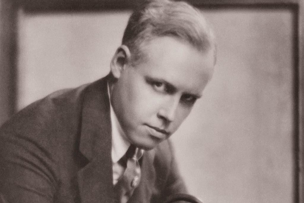 A Carl Van Vechten biography by Edward White.