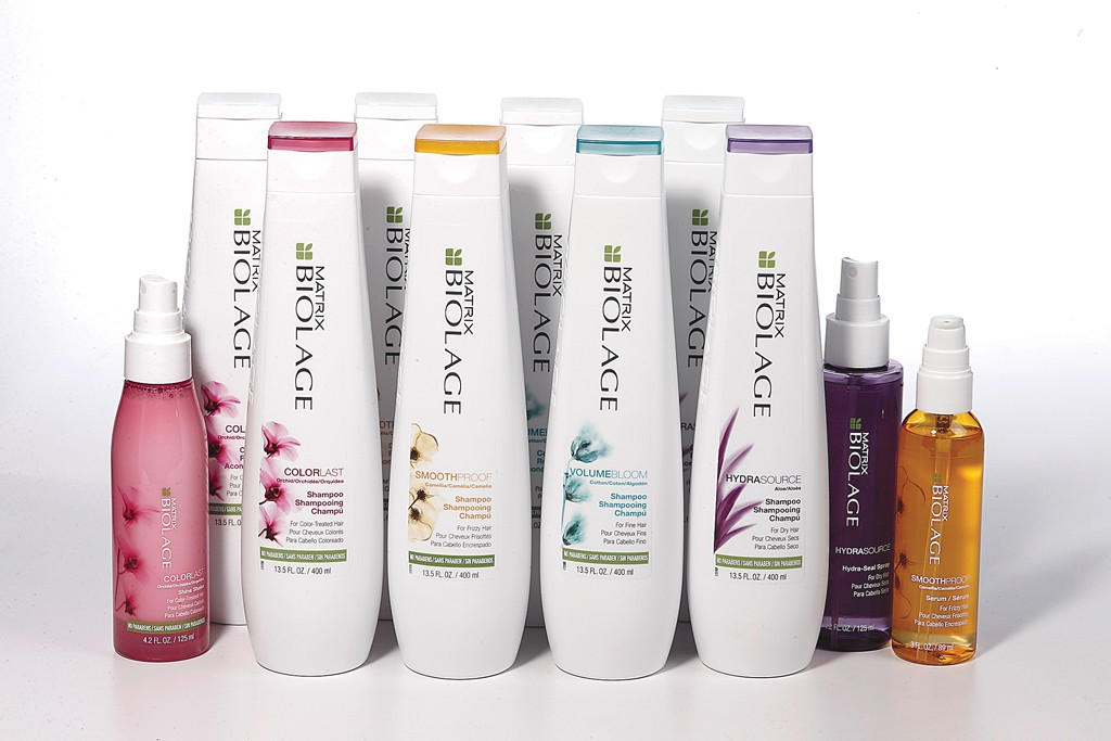 Biolage's reimagined range.