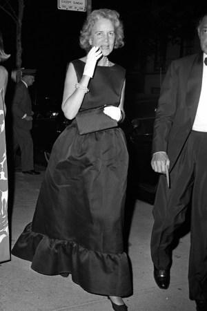 Bunny Mellon in 1965.