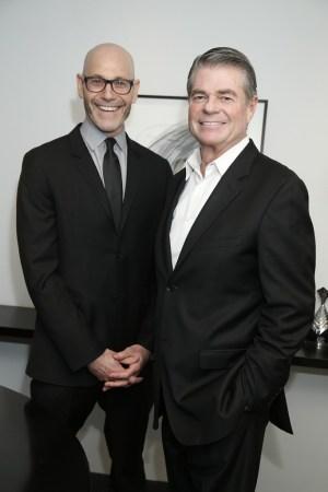 Steve Shiffman and Tom Murry