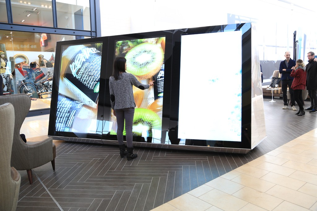 "Westfield's ""digital storefront."""