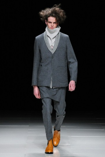 Discovered Men's RTW Fall 2014