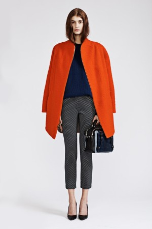 A fall look from Etienne Aigner.