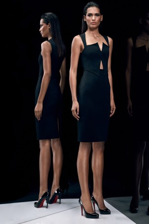Cushnie et Ochs' limited-edition dress for the Gramercy Park Hotel.