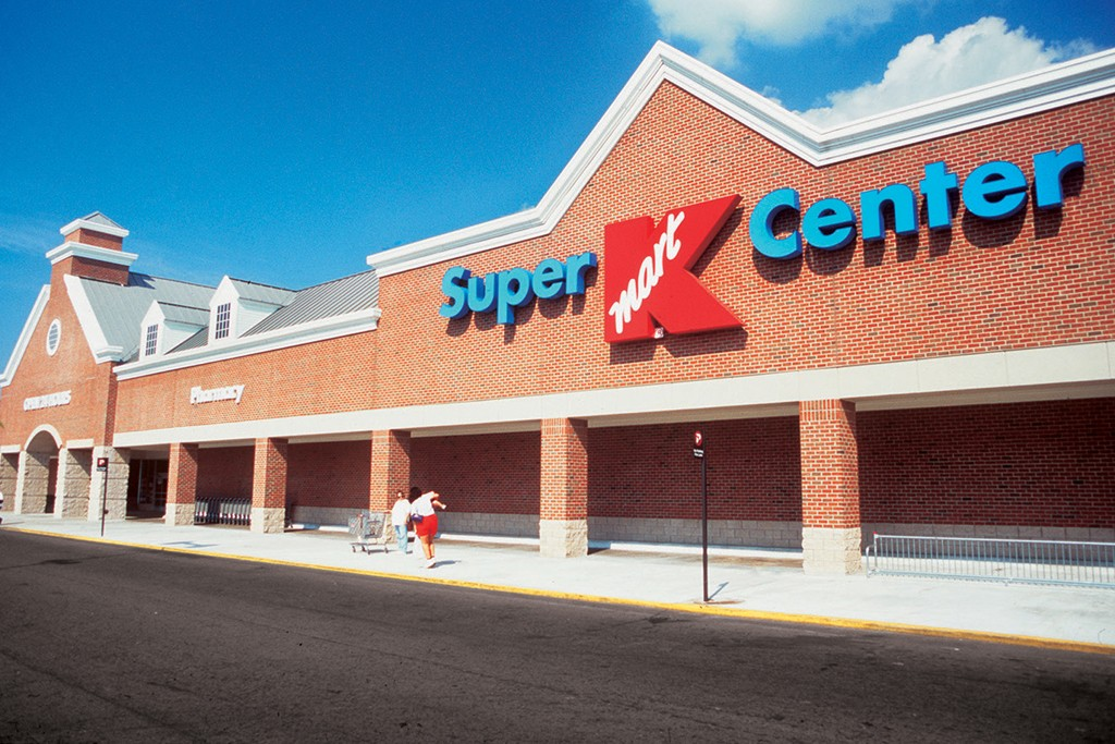68 Kmart stores are slated for closure.