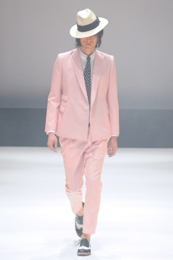Patchy Cake Eater Men's RTW Fall 2014