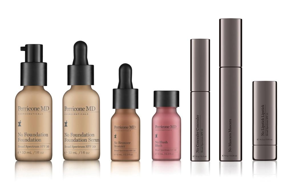 Perricone MD No Makeup Skincare items.