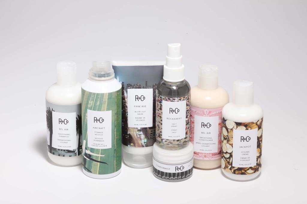 R+Co products