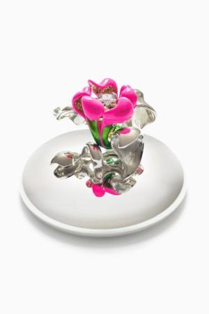 Victoire de Castellane Crystal Shocking Pink Baby