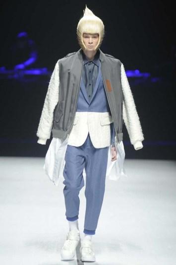 Yoshio Kubo Men's RTW Fall 2014