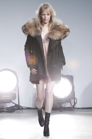 Zadig & Voltaire RTW Fall 2014