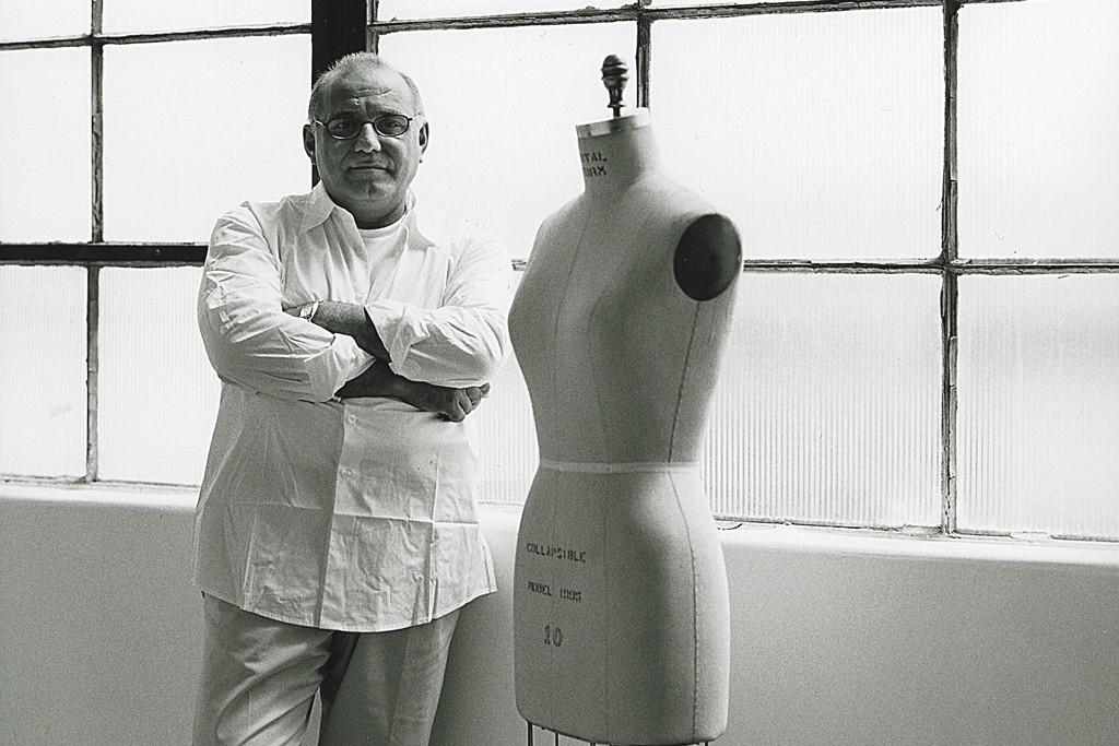 Max Azria, 1989.