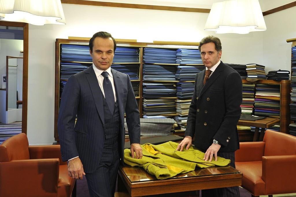 Lorenzo and Massimo Cifonelli