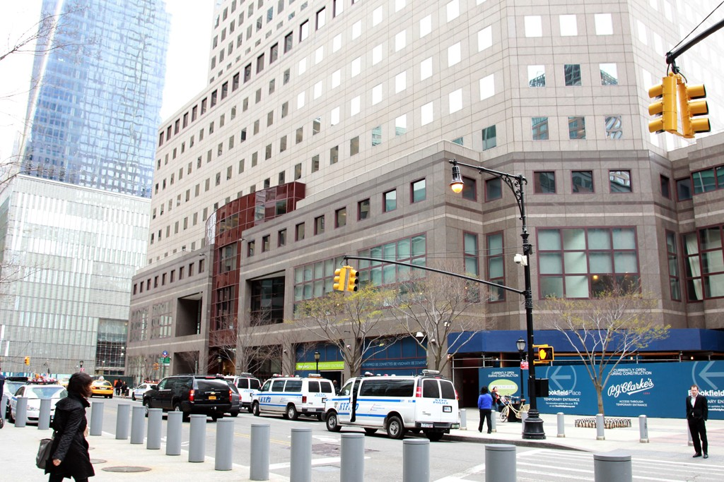 Brookfield Place will potentially be Saks' second New York home.