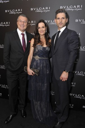 Jean-Christophe Babin, Rebecca Gleeson and Eric Bana.