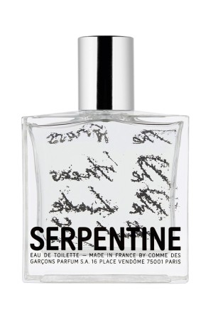 Comme des Garçons' Serpentine fragrance.