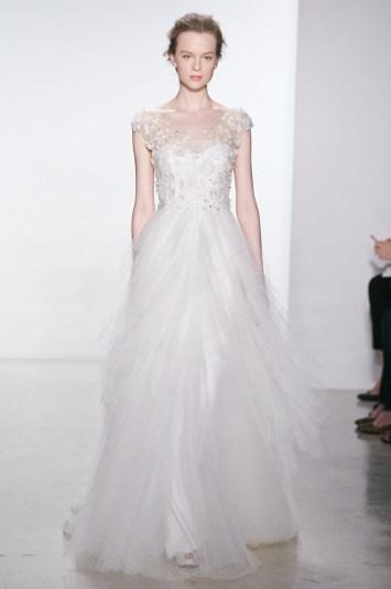 Christos Bridal Spring 2015