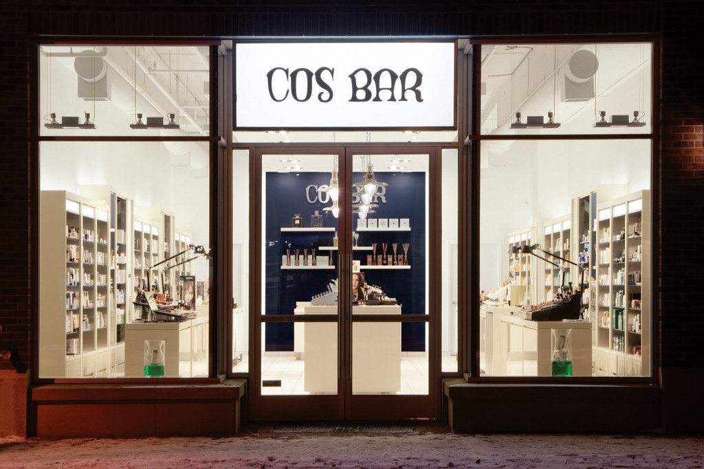 Cos Bar's New York store.