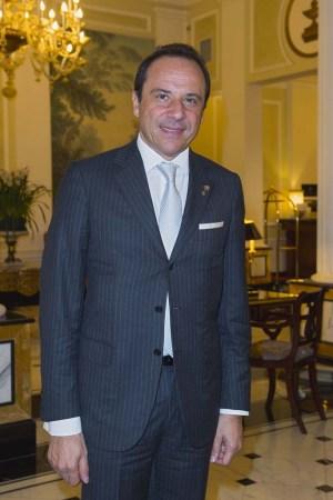 Cosmetica Italia president Fabio Rossello