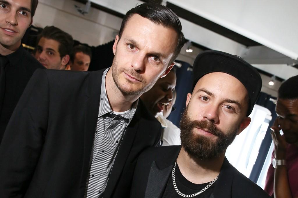 Kris Van Assche and Yoann Lemoine