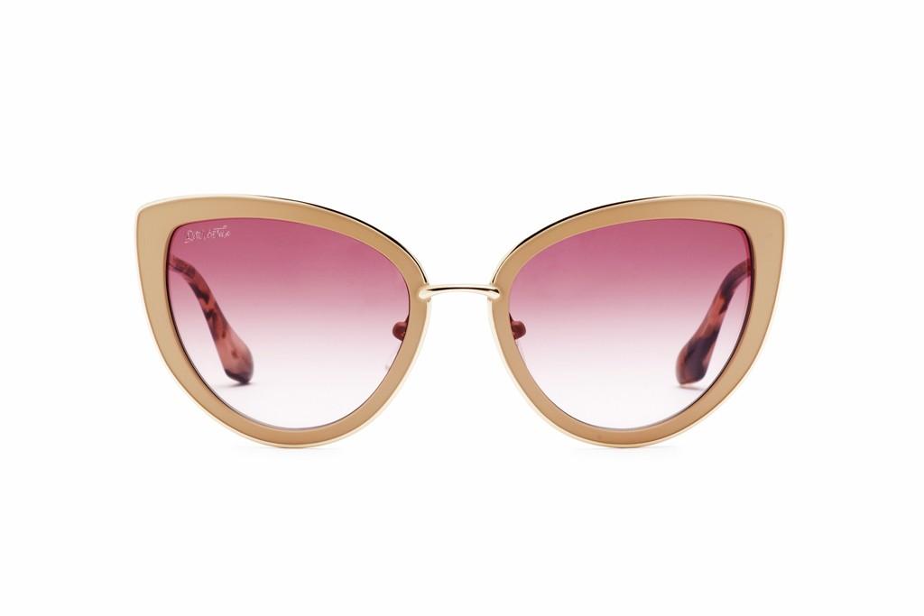 """Dita Von Teese's """"Sophisticat"""" sunglasses."""