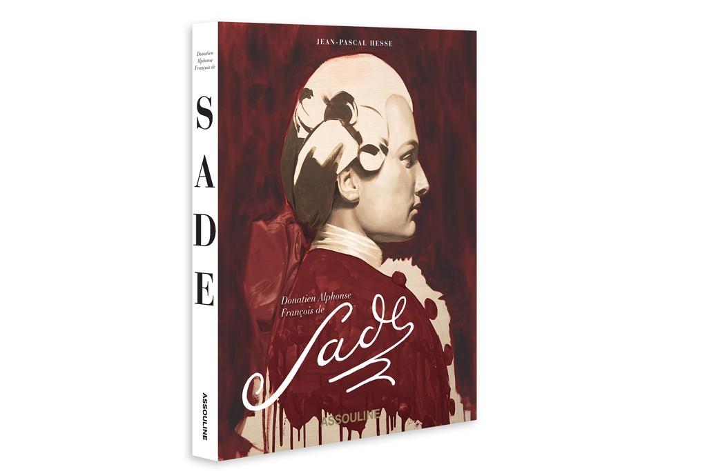 """""""Donatien Alphonse François de Sade"""" by Jean-Pascal Hesse."""