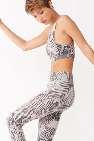 A look from Alternative Apparel's new activewear line, Move.