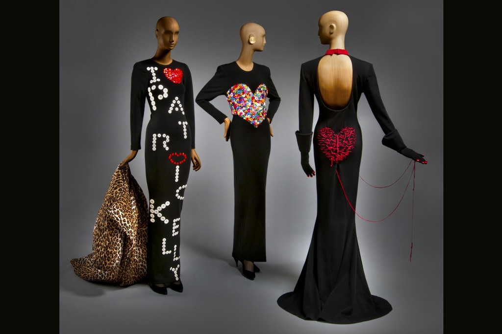 Patrick Kelly looks to be shown at the Philadelphia Museum of Art.
