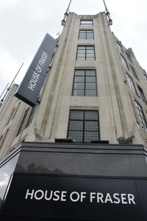The department store chain is set to be acquired by Sanpower Group.