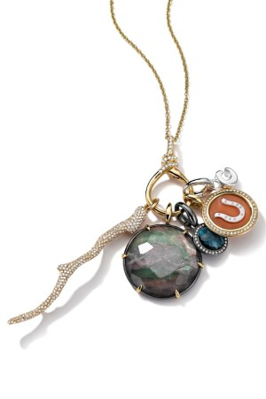 An assortment from Ippolita's charm collection.