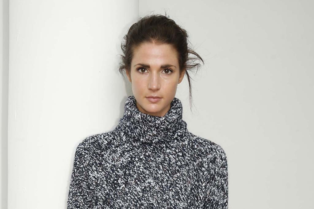 A fall '14 look from Meden.