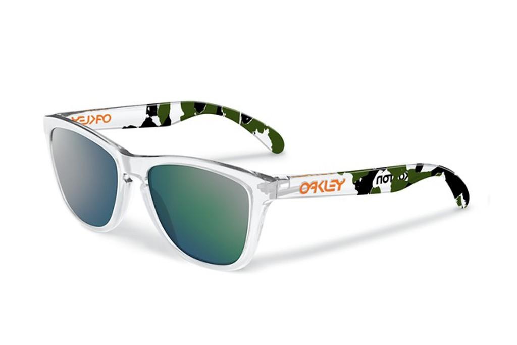 Oakley x Eric Koston LX