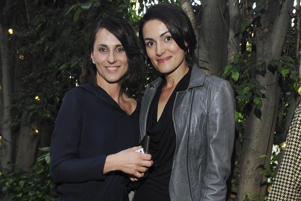 Agnes Scwartz and Kosiman Sigman