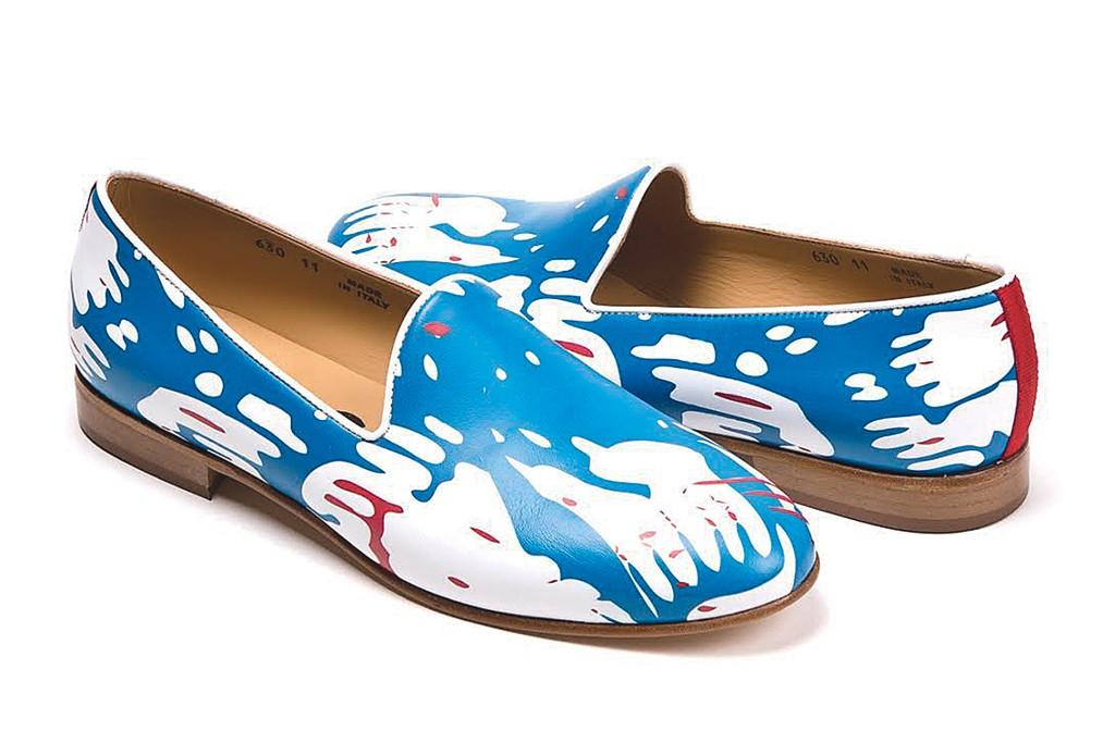 Del Toro shoes.