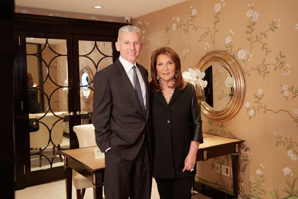 Robert D'Loren and Judith Ripka