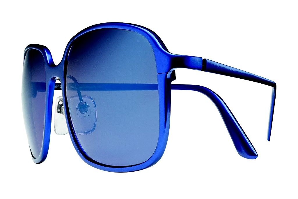 A look from Safilo designed by Marc Newson.